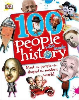 100 People Who Made History - фото книги