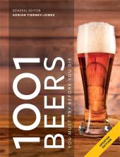 1001 Beers : You Must Try Before You Die - фото обкладинки книги
