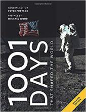 1001 Days That Shaped Our World - фото обкладинки книги