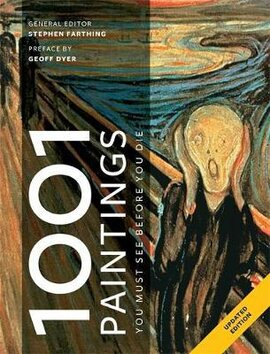 1001 Paintings You Must See Before You Die - фото книги