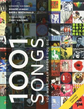 1001 Songs : You Must Hear Before You Die - фото книги