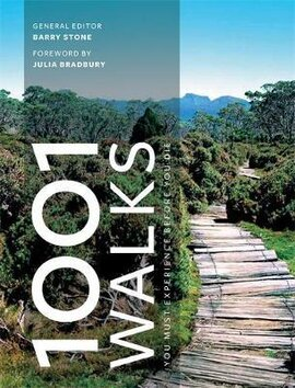 1001 Walks : You must experience before you die - фото книги