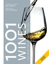 Книга 1001 Wines You Must Try Before You Die