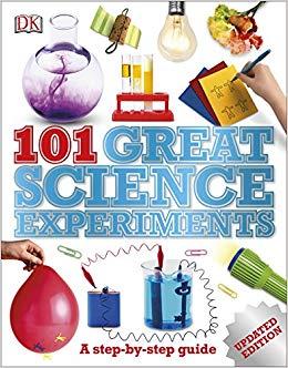 101 Great Science Experiments - фото книги