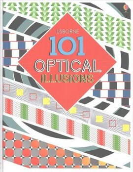 101 Optical Illusions - фото книги