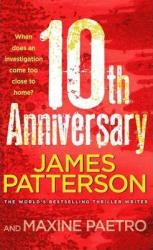 10th Anniversary : (Women's Murder Club 10) - фото обкладинки книги