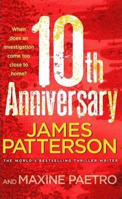 10th Anniversary : (Women's Murder Club 10) - фото книги