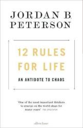 12 Rules for Life : An Antidote to Chaos - фото обкладинки книги