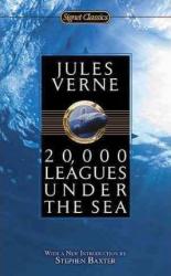 20,000 Leagues Under the Sea - фото обкладинки книги