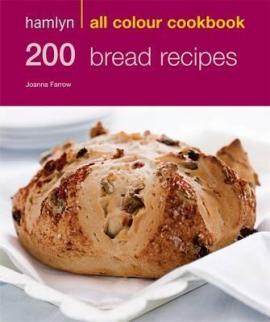 Книга 200 Bread Recipes
