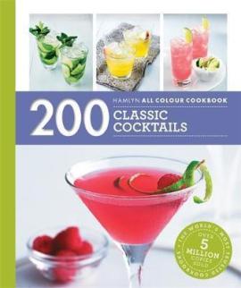 Книга 200 Classic Cocktails