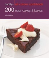 200 Easy Cakes & Bakes - фото обкладинки книги