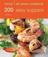 200 Easy Suppers - фото обкладинки книги