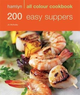 Книга 200 Easy Suppers