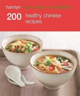 200 Healthy Chinese Recipes - фото книги