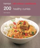 Книга 200 Healthy Curries