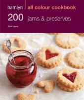 200 Jams & Preserves - фото обкладинки книги