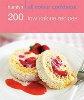200 Low Calorie Recipes - фото обкладинки книги