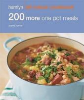 200 More One Pot Meals - фото обкладинки книги