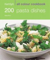 200 Pasta Dishes - фото обкладинки книги