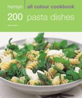 Книга 200 Pasta Dishes