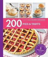 200 Pies & Tarts - фото обкладинки книги