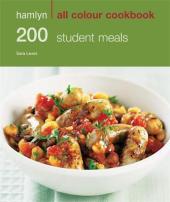 200 Student Meals - фото обкладинки книги