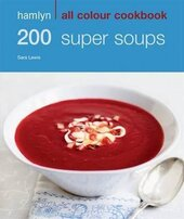 200 Super Soups - фото обкладинки книги