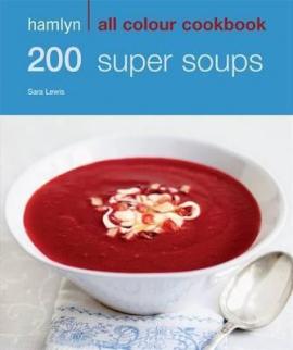 200 Super Soups - фото книги