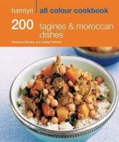 200 Tagines & Moroccan Dishes - фото обкладинки книги