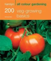 200 Veg-Growing Basics - фото обкладинки книги
