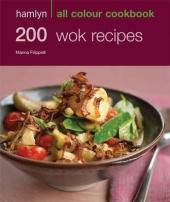 200 Wok Recipes - фото обкладинки книги