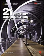 21st Century Communication 2: Listening, Speaking and Critical Thinking (Standalone Book) - фото обкладинки книги