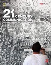 21st Century Communication 3: Listening, Speaking and Critical Thinking - фото обкладинки книги
