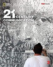 21st Century Communication 3: Listening, Speaking and Critical Thinking - фото обкладинки книги