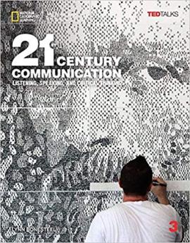 21st Century Communication 3: Listening, Speaking and Critical Thinking - фото книги