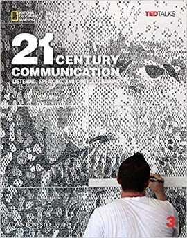 21st Century Communication 3: Listening, Speaking and Critical Thinking - фото книги