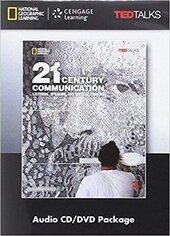 21st Century Communication 3: Listening, Speaking and Critical Thinking: Audio CD/DVD - фото обкладинки книги