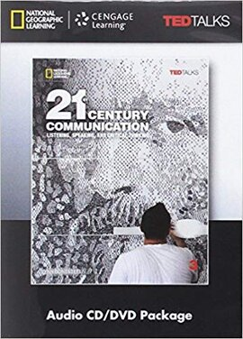 21st Century Communication 3: Listening, Speaking and Critical Thinking: Audio CD/DVD - фото книги