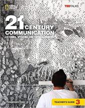21st Century Communication 3: Listening, Speaking and Critical Thinking: Teacher's Guide - фото обкладинки книги