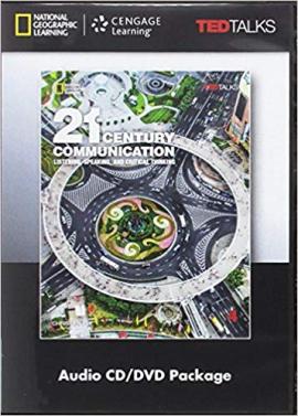 21st Century Communication 4: Listening, Speaking and Critical Thinking - фото книги