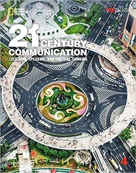 21st Century Communication 4: Listening, Speaking and Critical Thinking - фото книги