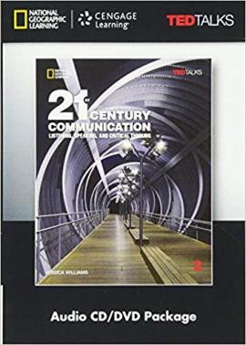 21st Century Communication DVD / Audio 2 - фото книги