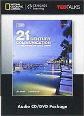 21st Century Communication: Listening, Speaking and Critical Thinking 1 Audio & Video DVD - фото обкладинки книги
