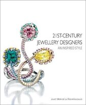 21st-Century Jewellery Designers : An Inspired Style - фото обкладинки книги