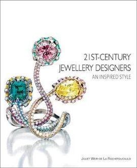 21st-Century Jewellery Designers : An Inspired Style - фото книги