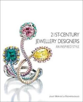 21st-Century Jewellery Designers : An Inspired Style - фото книги