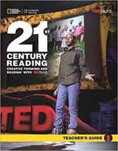 Аудіодиск 21st Century Reading 1 Teacher's Guide