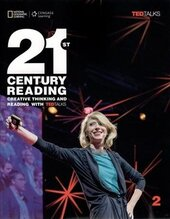21st Century Reading 2 Audio CD / DVD Package - фото обкладинки книги