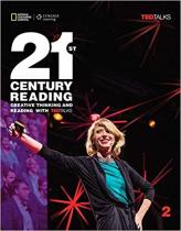 Підручник 21st Century Reading 2 Student Book
